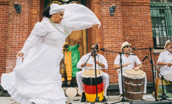 Jose & Dancer Staten Island 2017